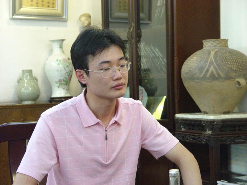 龙工集团李新炎主席拜会刘正成先生